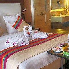 Отель Novotel Goa Resort and Spa Индия, Гоа - отзывы, цены и фото номеров - забронировать отель Novotel Goa Resort and Spa онлайн удобства в номере фото 2