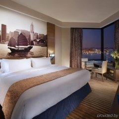 Отель Harbour Grand Hong Kong комната для гостей