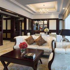 Soluxe Hotel Guangzhou интерьер отеля