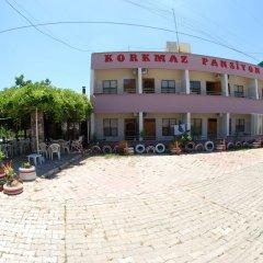 Korkmaz Pansiyon Apart Турция, Сиде - отзывы, цены и фото номеров - забронировать отель Korkmaz Pansiyon Apart онлайн пляж