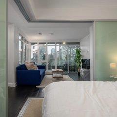 Отель Sterling Suites - Yaletown Канада, Ванкувер - отзывы, цены и фото номеров - забронировать отель Sterling Suites - Yaletown онлайн комната для гостей