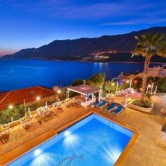 Mavilim Турция, Патара - отзывы, цены и фото номеров - забронировать отель Mavilim онлайн бассейн фото 2