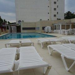 Отель Mont-Rosa бассейн фото 3