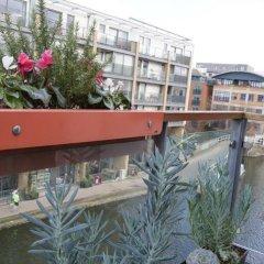 Отель Regents Canal балкон