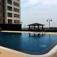 Ha Long Park Hotel бассейн фото 2