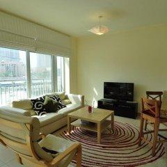 Отель Kennedy Towers - Burj Views Дубай комната для гостей фото 5