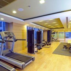 Отель Sivatel Bangkok Бангкок фитнесс-зал фото 2