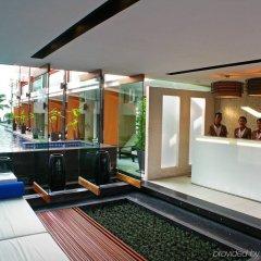 Отель La Flora Resort Patong Пхукет бассейн