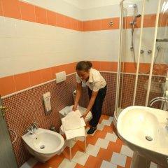 Отель Galles Италия, Генуя - отзывы, цены и фото номеров - забронировать отель Galles онлайн ванная фото 3