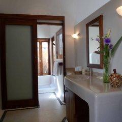 Отель Solana Boutique Bed & Breakfast Мексика, Сиуатанехо - отзывы, цены и фото номеров - забронировать отель Solana Boutique Bed & Breakfast онлайн ванная фото 2