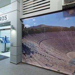 Epidavros Hotel спортивное сооружение