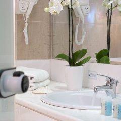 Отель Aldemar Amilia Mare ванная фото 2