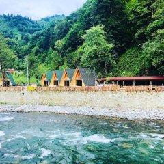 Tanura Bungalows Турция, Чамлыхемшин - отзывы, цены и фото номеров - забронировать отель Tanura Bungalows онлайн пляж