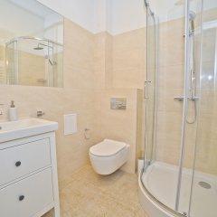 Апартаменты Laguna Centrum Apartments Сопот ванная