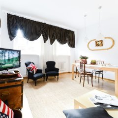 Апартаменты Sunny Apartment in the Old Town комната для гостей фото 3