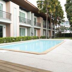 Отель Parida Resort пляж Банг-Тао бассейн