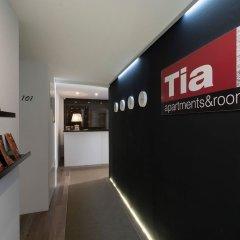 Апартаменты Tia Apartments and Rooms интерьер отеля фото 2