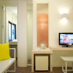 Отель Budacco Таиланд, Бангкок - 2 отзыва об отеле, цены и фото номеров - забронировать отель Budacco онлайн удобства в номере фото 2