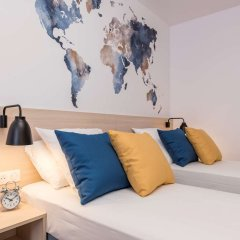 Отель Tulip Inn Antwerpen Бельгия, Антверпен - отзывы, цены и фото номеров - забронировать отель Tulip Inn Antwerpen онлайн комната для гостей фото 4