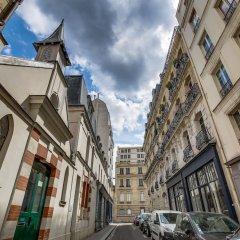 Отель Cosy apt for 2 close to Eiffel Tower Франция, Париж - отзывы, цены и фото номеров - забронировать отель Cosy apt for 2 close to Eiffel Tower онлайн