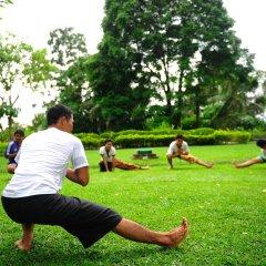 Отель Andaman Cannacia Resort & Spa фитнесс-зал фото 2