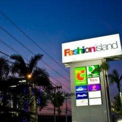 Отель The Meet Green Apartment Таиланд, Бангкок - отзывы, цены и фото номеров - забронировать отель The Meet Green Apartment онлайн парковка