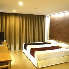 Отель A-One Motel Бангкок комната для гостей