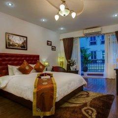Отель Hanoi Garden Hotel Вьетнам, Ханой - отзывы, цены и фото номеров - забронировать отель Hanoi Garden Hotel онлайн комната для гостей фото 2