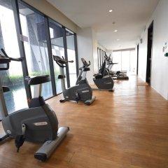Отель BoonRumpa Condotel фитнесс-зал фото 2