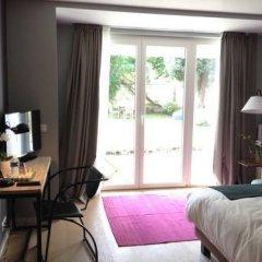 Отель B&B Bed and Garden Бельгия, Брюссель - отзывы, цены и фото номеров - забронировать отель B&B Bed and Garden онлайн комната для гостей фото 3