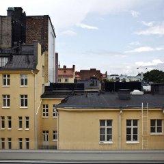 Отель Forenom Serviced Apartments Helsinki Albertinkatu Финляндия, Хельсинки - отзывы, цены и фото номеров - забронировать отель Forenom Serviced Apartments Helsinki Albertinkatu онлайн балкон