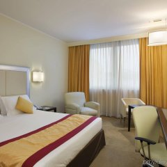 Отель Crowne Plaza Padova Италия, Падуя - отзывы, цены и фото номеров - забронировать отель Crowne Plaza Padova онлайн комната для гостей фото 2