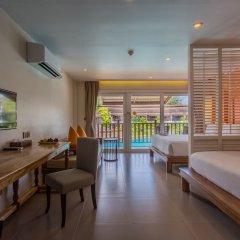 Отель Arinara Bangtao Beach Resort комната для гостей фото 18
