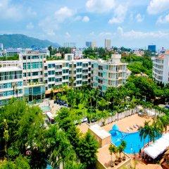 Отель New Wave Vung Tau Вьетнам, Вунгтау - отзывы, цены и фото номеров - забронировать отель New Wave Vung Tau онлайн балкон