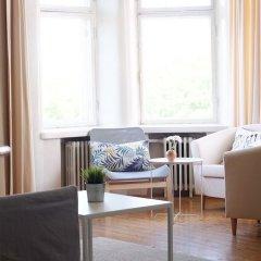 Отель 2ndhomes Mikonkatu Apartments 1 Финляндия, Хельсинки - отзывы, цены и фото номеров - забронировать отель 2ndhomes Mikonkatu Apartments 1 онлайн комната для гостей фото 3