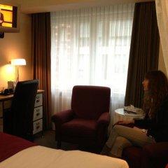 Отель De Hofkamers Бельгия, Остенде - отзывы, цены и фото номеров - забронировать отель De Hofkamers онлайн удобства в номере фото 2