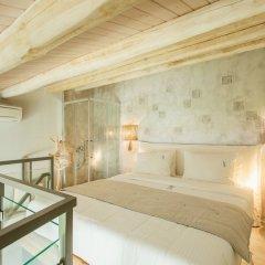 Отель Blue Carpet Luxury Suites Греция, Ханиотис - отзывы, цены и фото номеров - забронировать отель Blue Carpet Luxury Suites онлайн комната для гостей фото 5