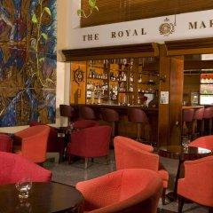 Отель Odessa Beach Протарас гостиничный бар