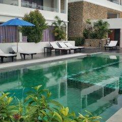 Отель Tranquil Residence 2 Таиланд, Самуи - отзывы, цены и фото номеров - забронировать отель Tranquil Residence 2 онлайн бассейн фото 2