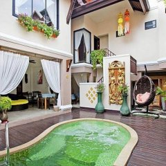 Отель Devara Pool Villa Паттайя бассейн
