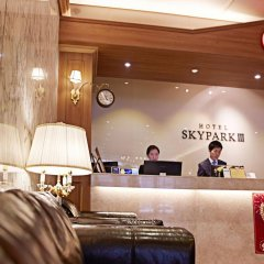 HOTEL SKYPARK Myeongdong III интерьер отеля фото 3