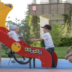 Apart-hotel Imeretinskiy - Park Land complex детские мероприятия фото 2