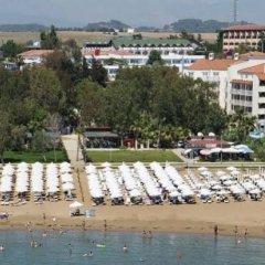 Отель Larissa Beach Club пляж фото 2