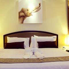 Baan Sailom Hotel Phuket комната для гостей