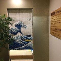 Отель Capsule and Sauna Century Япония, Токио - отзывы, цены и фото номеров - забронировать отель Capsule and Sauna Century онлайн интерьер отеля фото 2