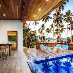 Отель The Remote Resort, Fiji Islands бассейн