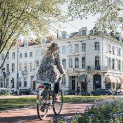 Отель citizenM Hotel Amsterdam South Нидерланды, Амстердам - 1 отзыв об отеле, цены и фото номеров - забронировать отель citizenM Hotel Amsterdam South онлайн спортивное сооружение