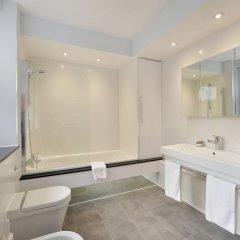 Отель Chiltern Street Serviced Apartments Великобритания, Лондон - отзывы, цены и фото номеров - забронировать отель Chiltern Street Serviced Apartments онлайн ванная фото 2