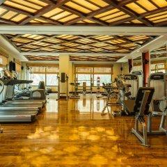 Отель Sofitel Dubai Jumeirah Beach фитнесс-зал