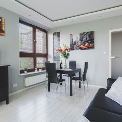 Апартаменты P&O Apartments Fabryczna 3 Варшава комната для гостей фото 3